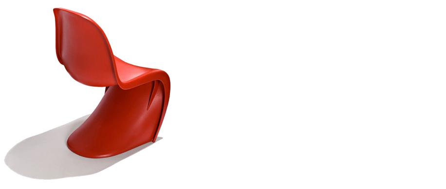 Verner Panton/Panton Chair1960